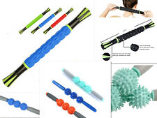 Athletics Roller Travel Massage Stick Trigger Point Body Muscle Sports Gym
