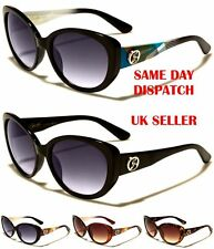 Giselle Design Cat Eye Oval Slim Shades Women's Ladies Sunglasses 100%UV400 2210