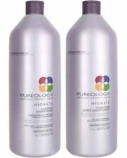 NEW-Pureology Hydrate Shampoo and Conditioner Duo/Set 33.8oz (Liter Size) 1 each