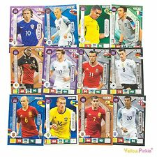 SETS Road To 2018 World Cup Russia Panini Adrenalyn XL Football Cards