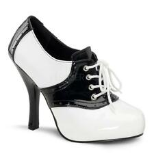 "High Heels Pleaser Shoes Damenschuhe Funtasma ""SADDLE-48"""