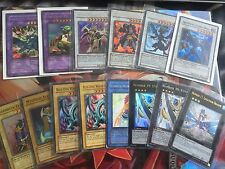 Yu Gi Oh Synchro Fusion XYZ Ritual Normal Monsters Ultimate Ultra Super Rare