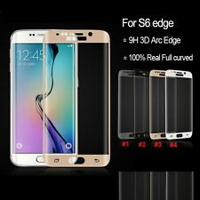 LOT OF FULL CURVED  PROTECTOR CRACK SAVER FOR Samsung GALAXY S6 EDGE PLUS