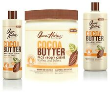 Queen Helene Cocoa Butter Face + Body LOTION / CREAM For Extremely Dry Skin