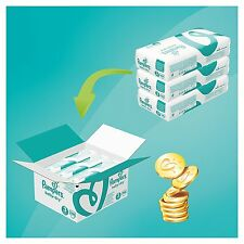 Pampers Baby Dry Air Nappies Diapers Size 3 4 4+ 5 5+ 6 6+ Monthly Saving Pack