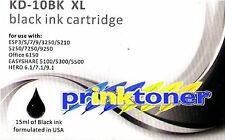K10XL INK CARTRIDGES COMPATIBLE FOR KODAK HERO, OFFICE, ESP, EASYSHARE PRINTERS