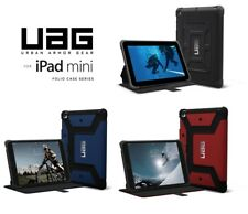 UAG URBAN ARMOR GEAR FUNDA APPLE IPAD MINI 2 3 4 FOLIO CASE NEGRO AZUL ROJO