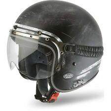 CASCO JET AIROH GARAGE RAW MATT