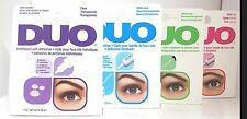 DUO LASH ADHESIVE INDIVIDUAL PARTY LASH CLEAR/ DARK /White Clear GLUE 0.25oz