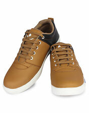 Inure Tan Black Sports Shoe For Men Art No-3012