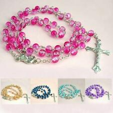 Beautiful Rosary Beads, Rosary Necklace, Prayer Beads, Rosaries, High Quality!