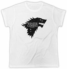 Game of Thrones T Shirt Winter Coming Ideal Gift Present Cool Unisex Tshirt
