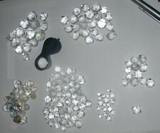 10ct D VVS1 100% Earth Mined Rough White Diamond Supplier Looking 4 Buyers ASAP!