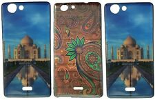 For Micromax Canvas Nitro 3 E352 Back Cover Fancy Designer Printed Soft Case