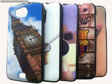 For Micromax Canvas Doodle A111 Back Cover Designer Printed Soft Case