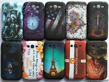 For Samsung Galaxy Grand Duos i9082 Back Cover Night Glow Printed Hard CoverCase