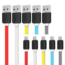 Gizga Essentials Tangle Free 1M Fast Charging Micro USB Cable Charge 2.4Amp Data