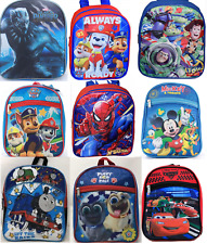 Little Boys Toddler PreK School Backpack Cute Cartoon Book Bag Kids Children
