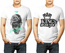 Kings Never Die Confused Quote Quotes Combo Designer Printed T Shirts