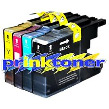 Ink Cartridges Compatible for Brother LC1220 LC1240 LC1271 LC1273 LC1275 LC1280