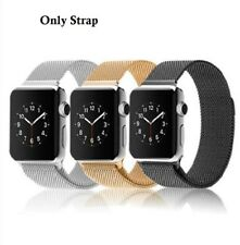 Apple Watch Stainless Steel Strap Milanese Loop with Magnetic Closure 42mm