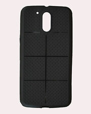 MOTOROLA MOTO G4/ G4 PLUS 4TH GEN DOTTED RUBBER SILICON BACK COVER CASE