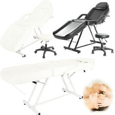 Adjustable Pedicure Beauty Salon Chair Massage Tattoo Facial SPA Bed Table Stool
