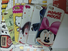 Solid Design / Silicon Back Cover Case For Apple iPhone 5C