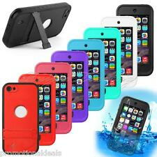 Waterproof Shockproof SnowProof Case Cover For Apple iPod Touch 5 & iPod Touch 6
