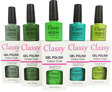 Classy UV LED Gel Polish Smalto Colore strato professionale salone USO Verde