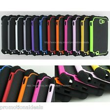PREMIUM STYLE Protective HARD BACK CASE FOR Samsung Galaxy Note N7000 i9220