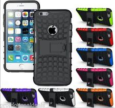 PREMIUM STYLEGRIP RUGGED HARD BACK CASE COVER FOR Apple iPhone 6S Plus (5.5 inch
