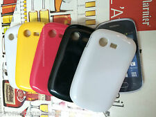 buy2./ Shiny Silicon Soft Back Cover Case For Samsung Galaxy Star s5282 / s5280
