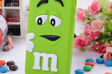 New 3DDesign Silicon Protective Back Case Cover For Apple iPod Touch 5 5th Gen