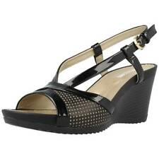 Sandalias Mujer GEOX D NEW RORIE A, Color Negro