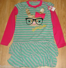 Nolita Pocket girl  dress 3-4 y  BNWT designer