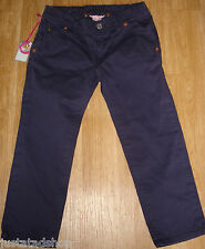 Nolita Pocket girl Brooklyn purple trousers 5-6 y BNWT designer jeans