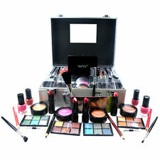 Technic Beauty Make Up Set Vanity Case Cosmetics Collection & Carry Box NEW