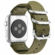 Nylon watch strap for Apple Watch 38 & 42MM Nylon wrist band for iWatch