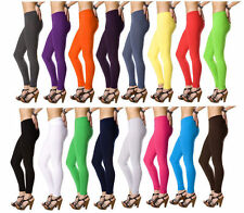 Women Cotton Lycra Multicolour  Chudidar Leggings Combo Pack Of 6 Free Shipping