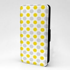 Polka Dot estampado Funda libro para Apple iPod - t1065
