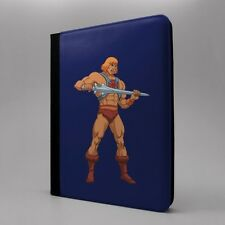 HE-MAN Funda libro para Apple iPad - t961