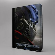 TRANSFORMERS OPTIMUS PRIME Tableta Funda libro para Apple iPad - s-t2804