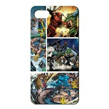 Marvel Comics X-Men The Avengers Hulk TPU Dos Étui Rigide