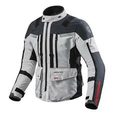 Giacca moto touring turismo Revit Rev'it Sand 3 silver black