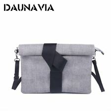 pu leather handbags small solid bow women evening clutch bags female envelope wo