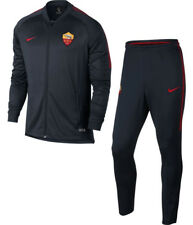 As Roma Nike Tuta Allenamento Training Tracksuit versione Panchina 2017 18 Uom