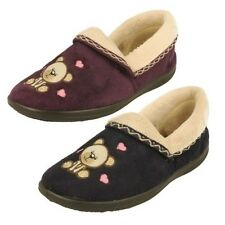 Donna Padders Pantofole teddy-w