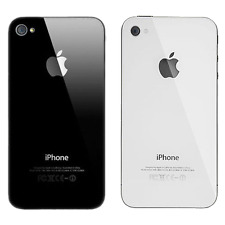 Back Panel Replacement Glass Battery cover Door for Apple iPhone 4S