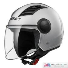 Casco LS2 AIRFLOW L OF562 Solid Silver